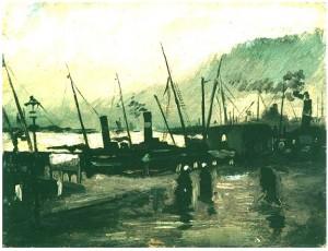 Uit artikel: Letter from Vincent van Gogh to Theo van Gogh Drenthe, c. 22 October 1883